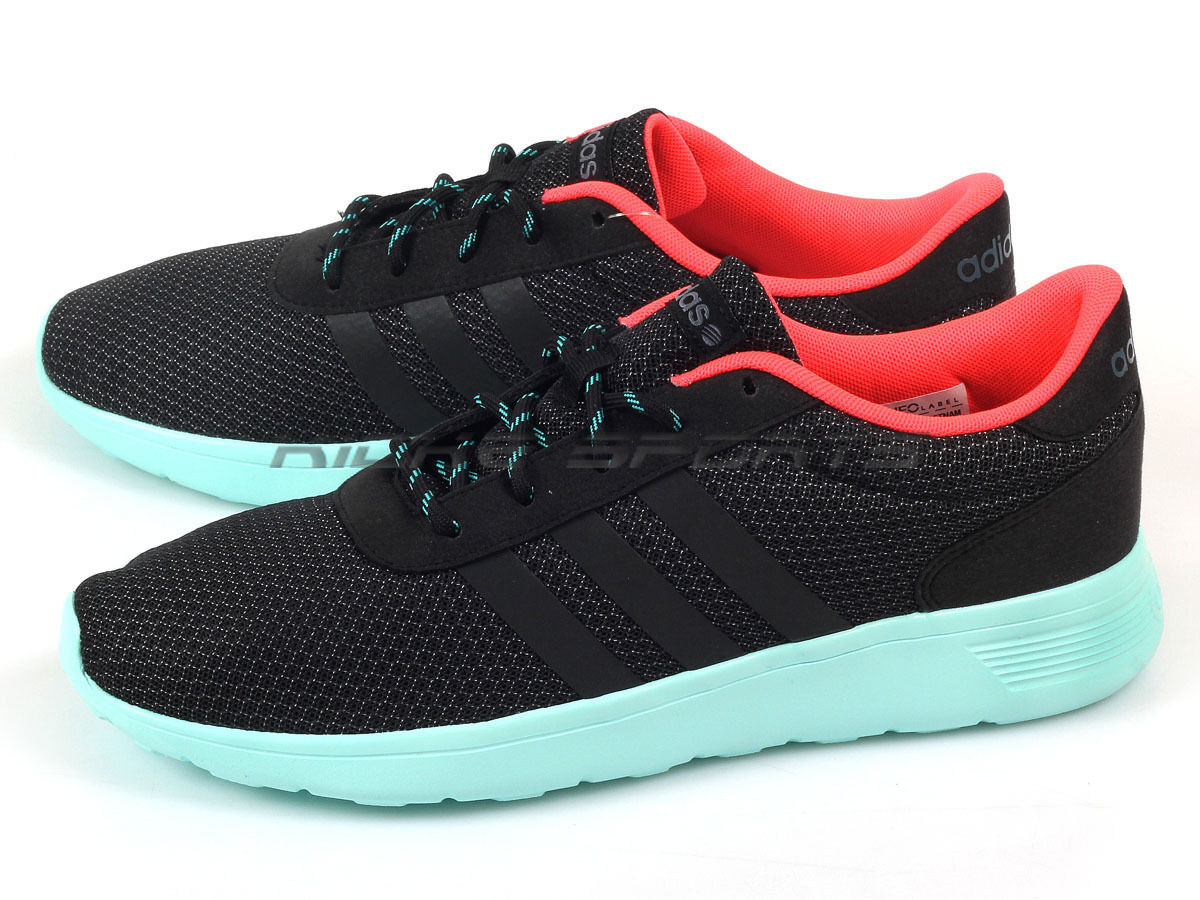 Adidas lite racer leggero nero / frost mint leggero racer sportstyle neo corre f97866 dc1573