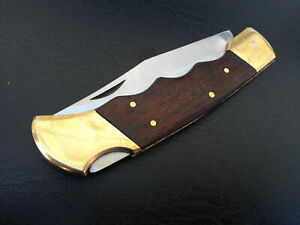 Hunting-Fishing-Outdoors-Camp-Hike-Survival-Pocket-Knife-blade-camping-steel