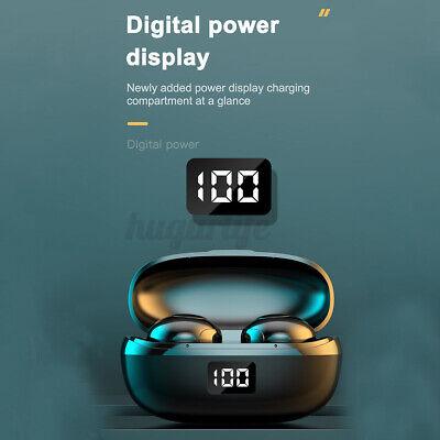 Bluetooth 5 0 Headset Tws Wireless Earphones Mini Earbuds Ipx6 Stereo Headphones Ebay