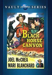 Negro-Caballo-Canon-DVD-1954-Joel-Mccrea-Mari-Blanchard-Jesse-Hibbs