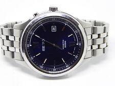Gent's SEIKO Kinetic 100m Wristwatch 5M62-0DF0