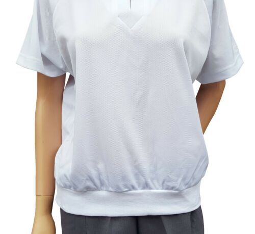 CATHEDRAL PREMIER Blouse Ladies Amalfi Welted Bowling Lightweight Polyester 2019