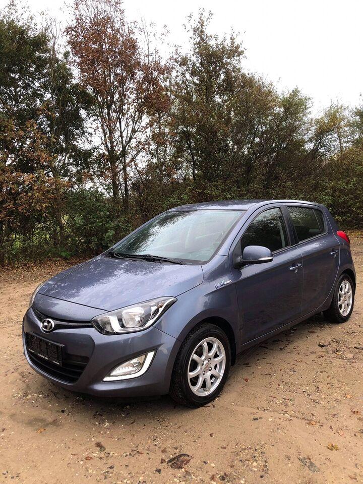 Hyundai i20, 1,1 CRDi 75 Comfort, Diesel