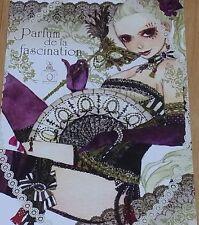 Sakizo Color Art Book Parfum de la fascination Sakizou RARE