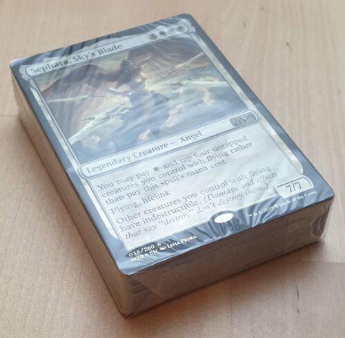 Sky/'s Blade inkl White Deck • Magic the Gathering Sephara Foil-Karte M20