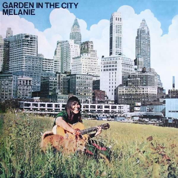 Melanie - Garden IN The City Nuevo CD