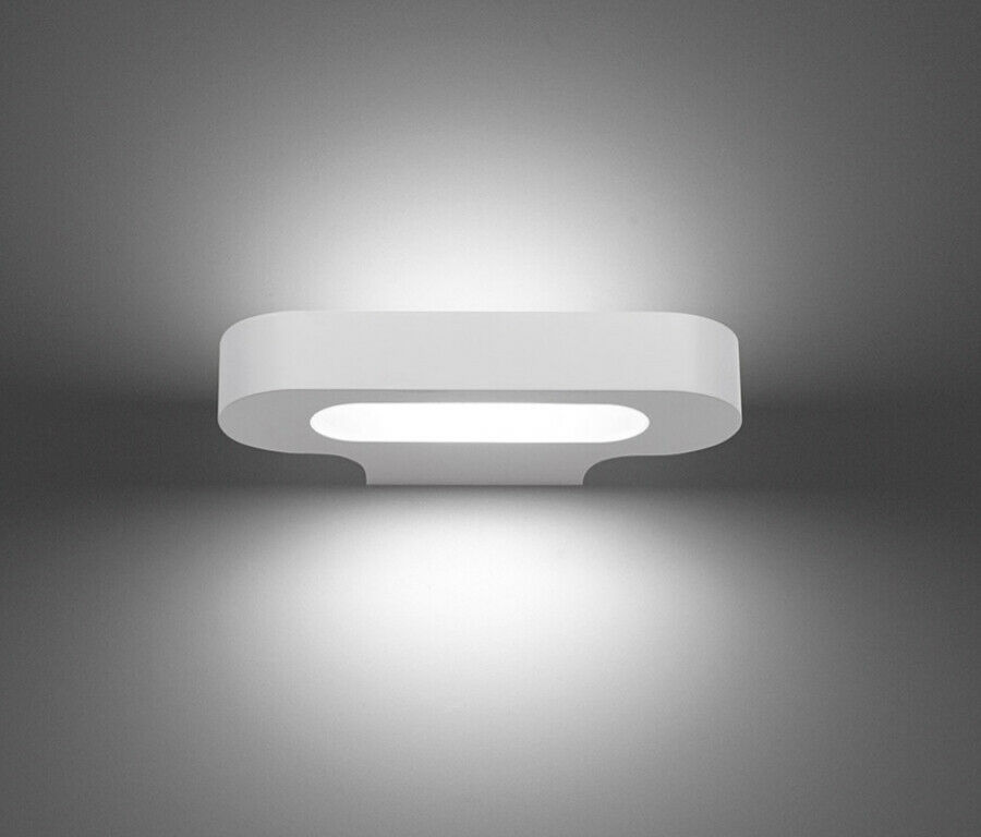Artemide Talo LED 20W 3000K lampada da parete design Neil Poulton