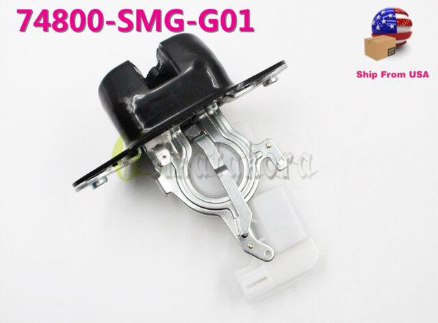 74800-SMG-G01 Tailgate Door Lock Latch Actuator For 2007-11 Honda CR-V CRV 2.4L