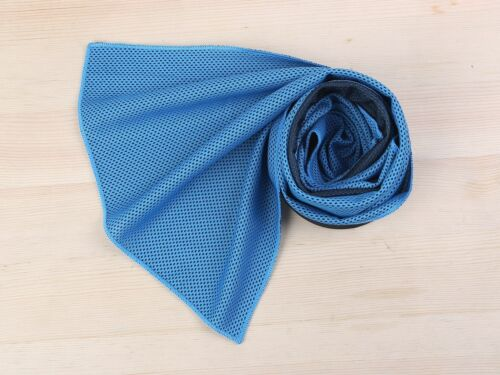 Sports Exercise Sweat Summer Ice Cold Towel PVA Cooling Towel Color For Choice