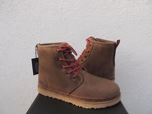 Details about UGG HARKLEY GRIZZLY WATERPROOF LEATHER CHUKKA ANKLE BOOTS, US 9 EUR 42 ~NIB