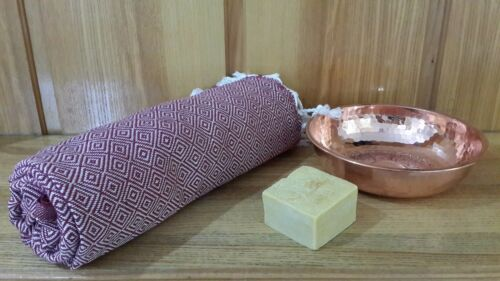 Turkish Peshtemal Hammam  Authentic Towel SPA BEACH PAREO 100/% Cotton,Bamboo