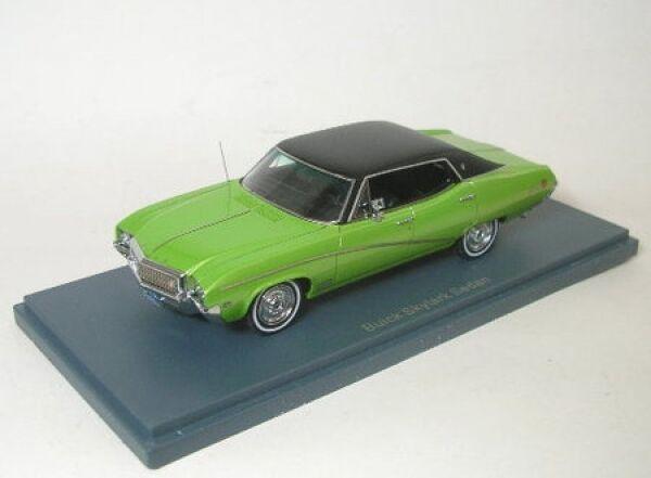 Buick cielolark verde Mettuttiizzato  Nero 1968
