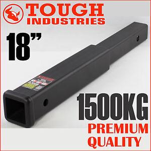 18-034-Inch-Hitch-Extender-Bike-Rack-Extension-TowBar-Adaptor-Trailer-4WD-Car-2-034