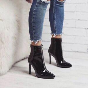 Womens Stilettos High Heel Patent
