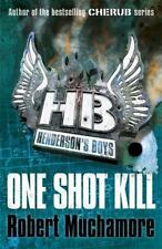 One Shot Kill (Henderson's Boys), Muchamore, Robert, New Books