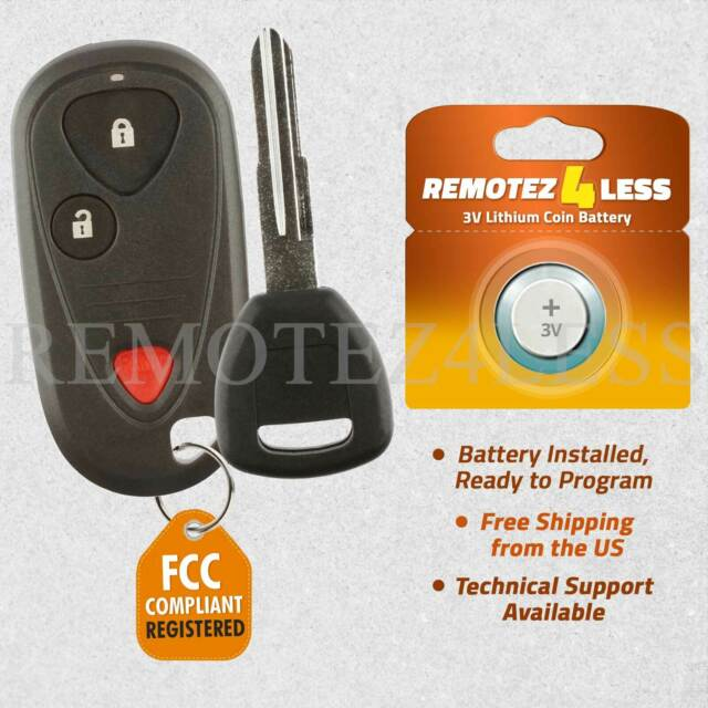 Keyless Entry Remote For 2002 2003 2004 2005 2006 Acura