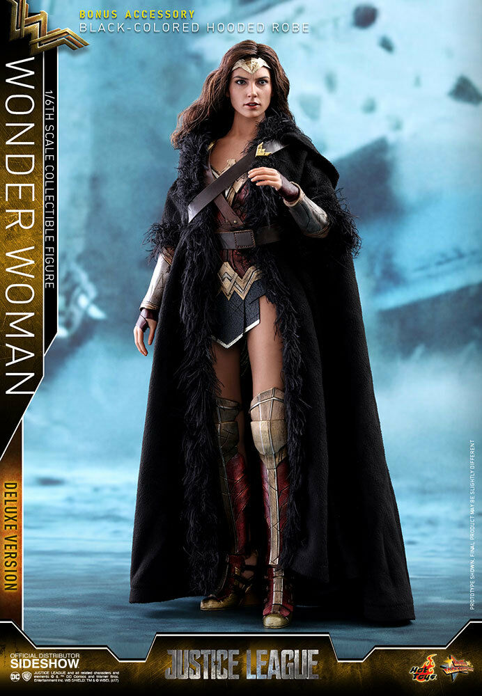 Hot Toys DC Justice League WONDER Damenschuhe Deluxe Version Action Figure 1/6 Scale