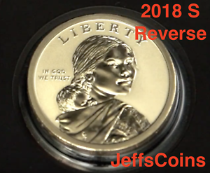 2018-S-Reverse-Native-American-Sacagawea-New-Gold-Dollar-1-US-Mint-Set-Via-18XC