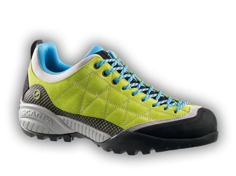 Scarpa Zen pro Women's, Legendary Approach Approach shoes, Lime