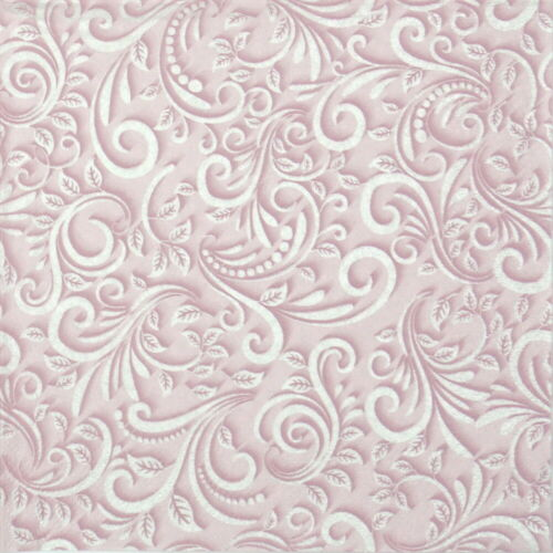 Classic 3D Pink for Party Decoupage Craft 4x Paper Napkins