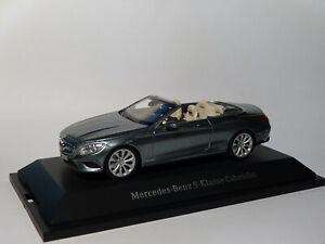 Mercedes-Benz-Classe-S-cabriolet-A217-de-2015-au-1-43-de-kyosho