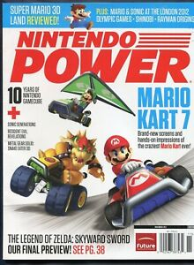 2011-Nintendo-Power-Magazine-273-November-3DS-Mario-Kart-7-Newsstand-Variant