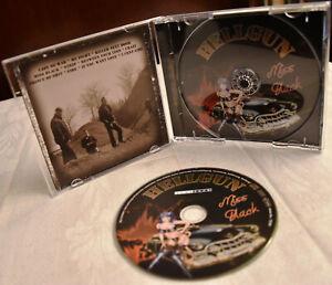 HELLGUN Miss Black CD Neuwertig DEBÜT-ALBUM Heavy Metal HARD-ROCK Meisterwerk!!!