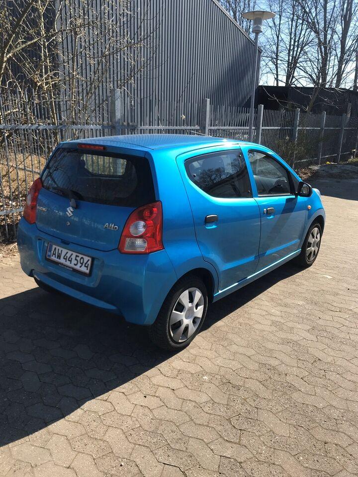 Suzuki Alto, 1,0, Benzin