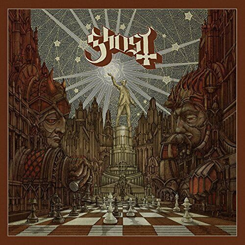 Ghost - Popestar [EP] (EMBARGO INFO UNTIL 9/16/16) (US IMPORT) VINYL LP NEW