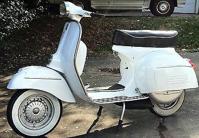 Vespa 180 Supersport SS Bj 1966 VSC1T0889x super rar!