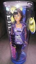 HTF~RARE~2005~FASHION FEVER KAYLA BARBIE DOLL~Purple Dress/Jacket~H0644/H0918