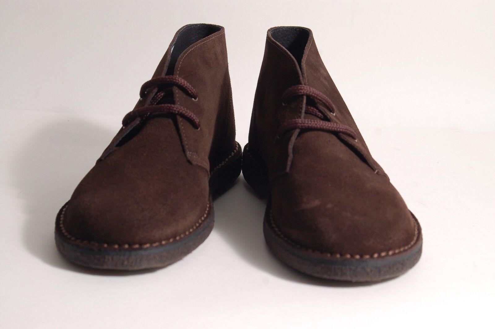 Acc Fatto a Mano, Italiano shoes - Mezza Altezza Boots pelle Scamosciata 500n