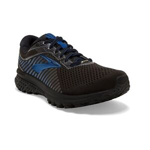 BROOKS-GHOST-12-GTX-Scarpe-Running-Uomo-Neutral-GORE-TEX-BLACK-110311-064