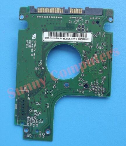 "WD 2.5/"" Sata Hard Drive HDD WD3200BEVT PCB Logic Circuit Board 2060-701499-005"