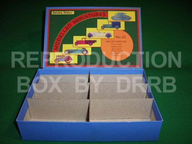 Dinky   22 Vehículos Vehículos Vehículos de Motor Set (Hornby Series) – Caja de reproducción por drrb 34d8d9