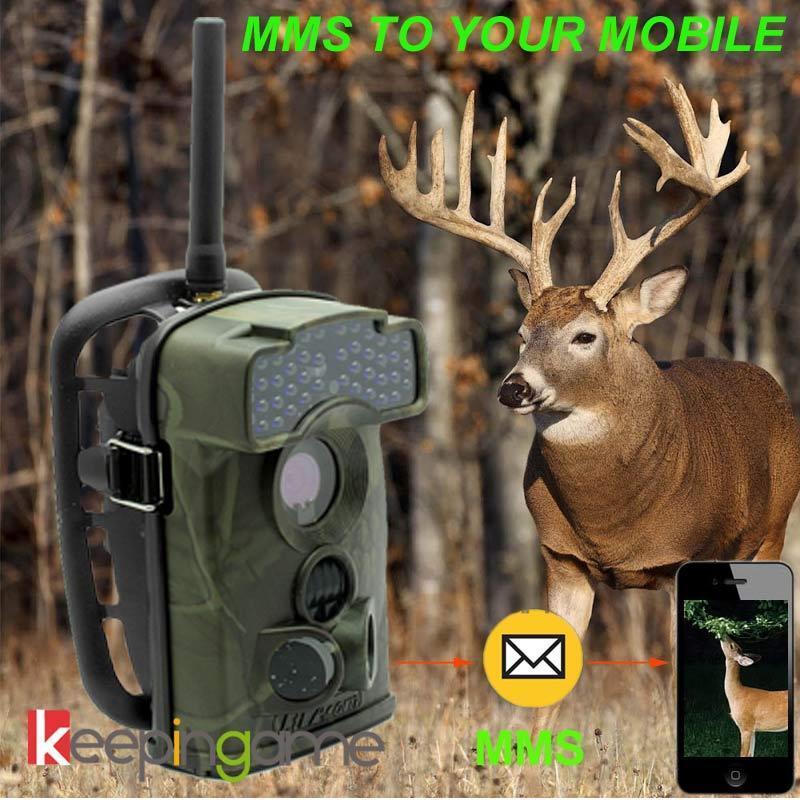 12MP 720P Little Acorn Ltl-5310WMG 100º  MMS  SMS GPRS Farm Game Hunting Camera  counter genuine