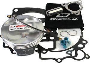 Wiseco-Top-Extremo-Piston-Juntas-Reconstruccion-Kit-97mm-13-1-Yamaha-YZ450F