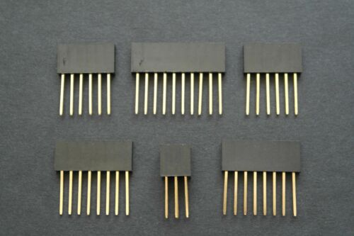 Adafruit scudo impilabile//intestazioni impilabile per Arduino compatibile UK Venditore r3