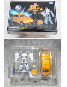 Transformers Masterpiece MP-21 Bumblebee Volkswagen Car Action Figures