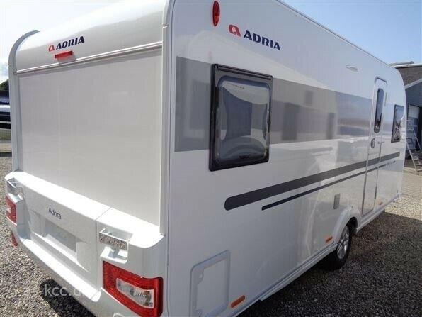 Adria Adora 522 UP, 2019, kg egenvægt 1200