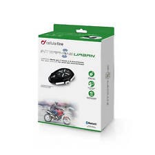 Interphone Tour Auriculares Bluetooth Único Urbano Motocicleta Radio Nav Teléfono