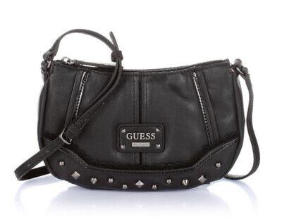 Guess Lux Crossbody Top Zi Women's Shoulder Bag In White in