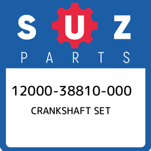 12000-38810-000-Suzuki-Crankshaft-set-1200038810000-New-Genuine-OEM-Part