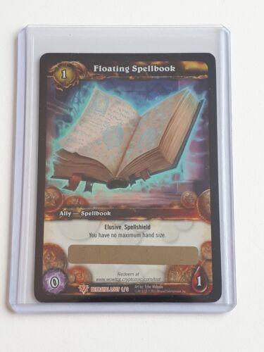 Floating Spellbook
