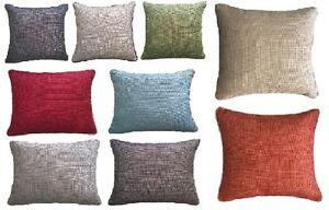 Luxury-Plain-Polyester-Ochre-Julian-Cushion-Cover-17-034-x-17-034