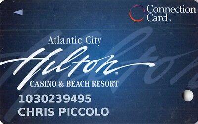 hilton casino atlantic city resort