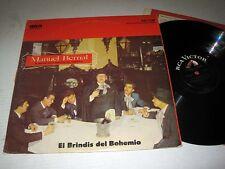 MANUEL BERNAL El Brindis Del Bohemio RCA