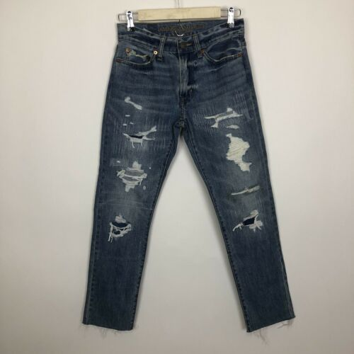 mince hommes American 26x28 d en jean Outfitters maigre Eagle Aeo wI8nqv7q