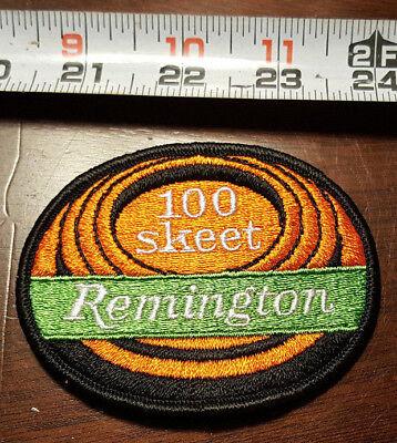 Remington Skeet 100 Straight Shooting patch