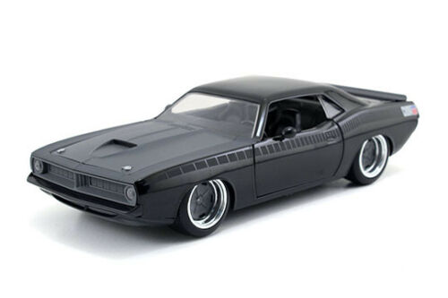 Fast and Furious Letty's Plymouth Barracuda 1/24 Scale Diecast Model by Jada